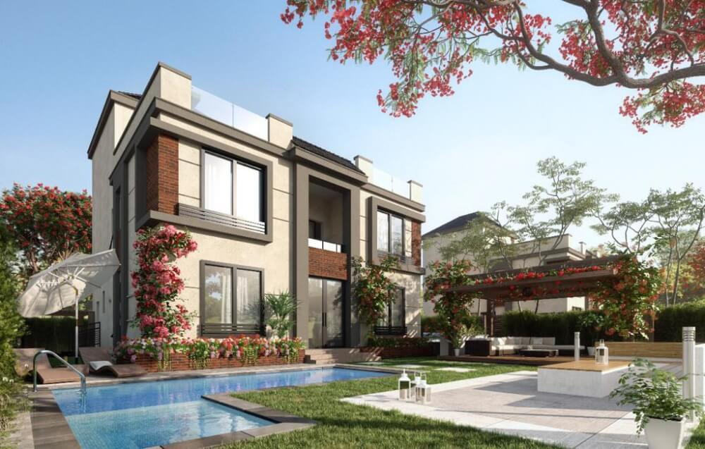 Villa FULLY FINISHED for sale in installment